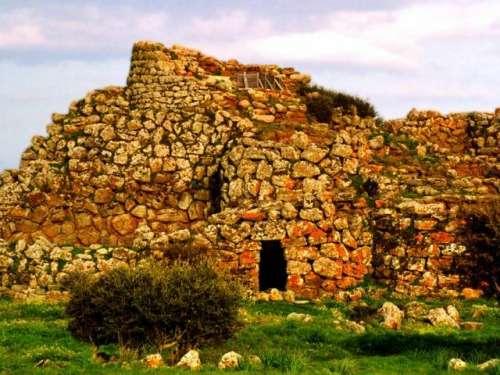 Nuraghe Arrubiu - Orroli - Sardegna
