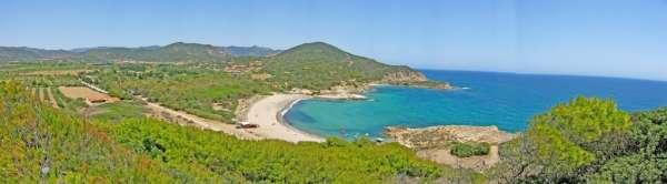 Baia di Chia - Domus de Maria (CA) - Sardegna, Italia