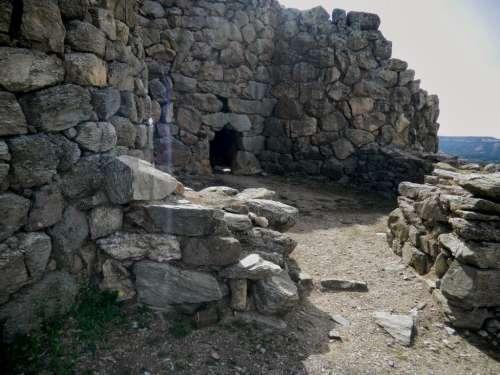 Nuraghe Nolza - Meana Sardo (NU) - Sardegna, Italia